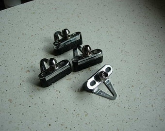 campag brake shoe and pad set, never been used