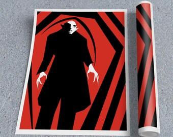 SALE! Nosferatu - Ltd Edition Screenprint - 50 Only