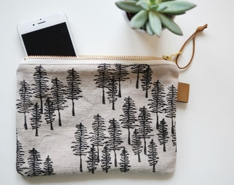 Linen pouch M