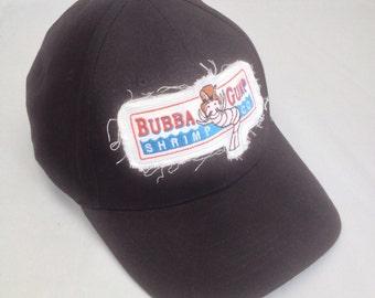 Bubba Gump Shrimp embroidered baseball Cap
