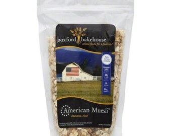Banana Nut American Muesli - 6 Pack