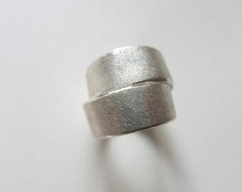 """ring """"Etendue"""""""