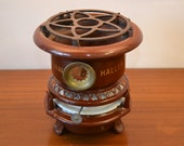 Brown Haller paraffin stove