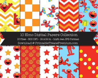 Elmo Digital Paper Pack