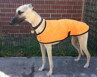 Whippet Cool Coat - Chamois Coat - Summer Coat - LARGE