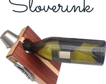 Stoverink Laurel Canyon with Tin Cup, Cheeseknife and Corkscrew