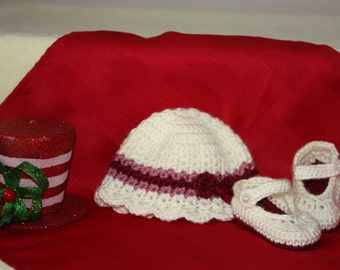 Hat Baby Cloche Flapper Crochet Hat
