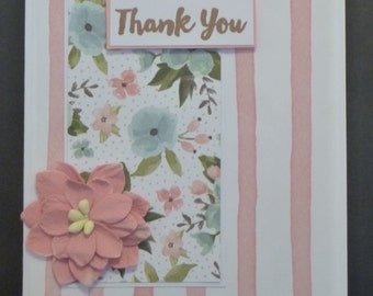 Fresh Thankyou Card 1473