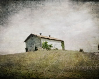 North Georgia, Orchard, Barn, Photography, Print, Affordable, Under 10 Dollars, 8x10