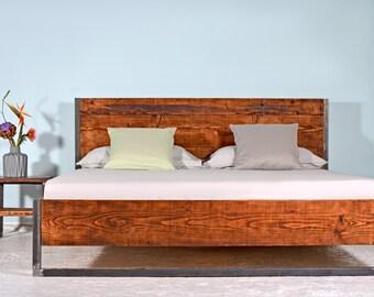 Industrial bed RUSTREL