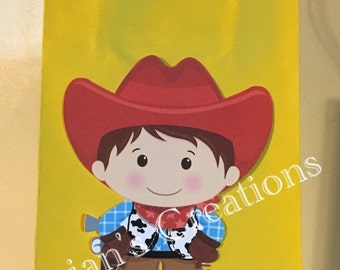 Cowboy goodie Bag