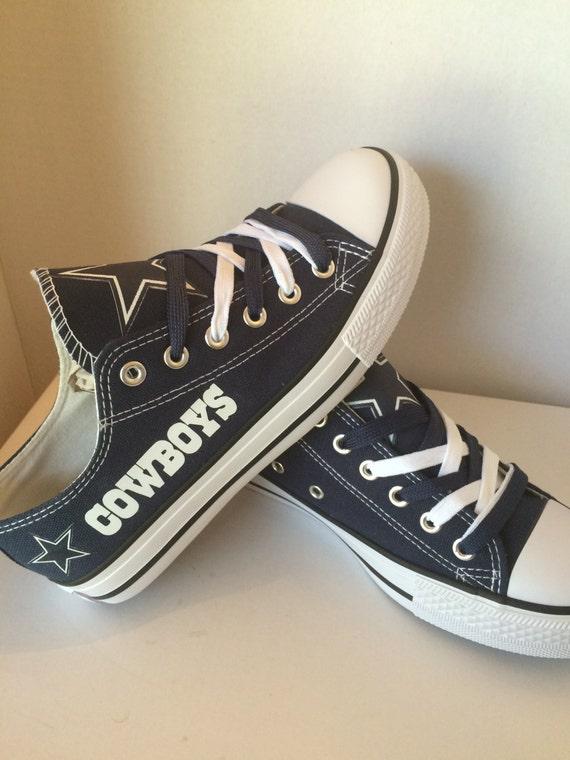 dallas cowboy s s tennis shoes read by