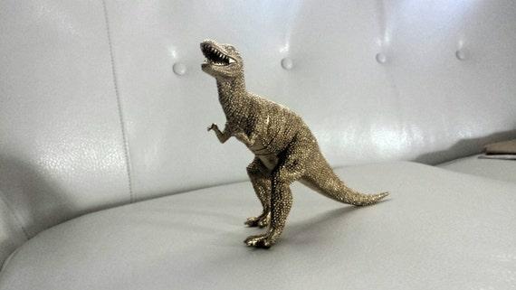 Jumbo Metallic Gold T-Rex