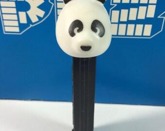 Vintage PEZ Panda Bear PEZ Dispenser