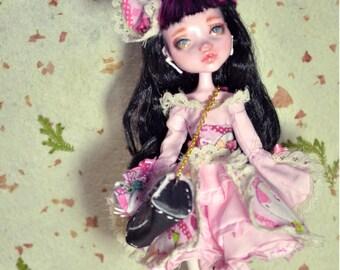 SALE!!!OOAK Akemi   Monsterhigh doll