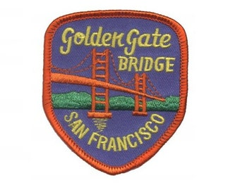 San Francisco Patch - Golden Gate Bridge