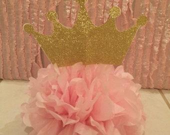 Princess Crown Centerpiece