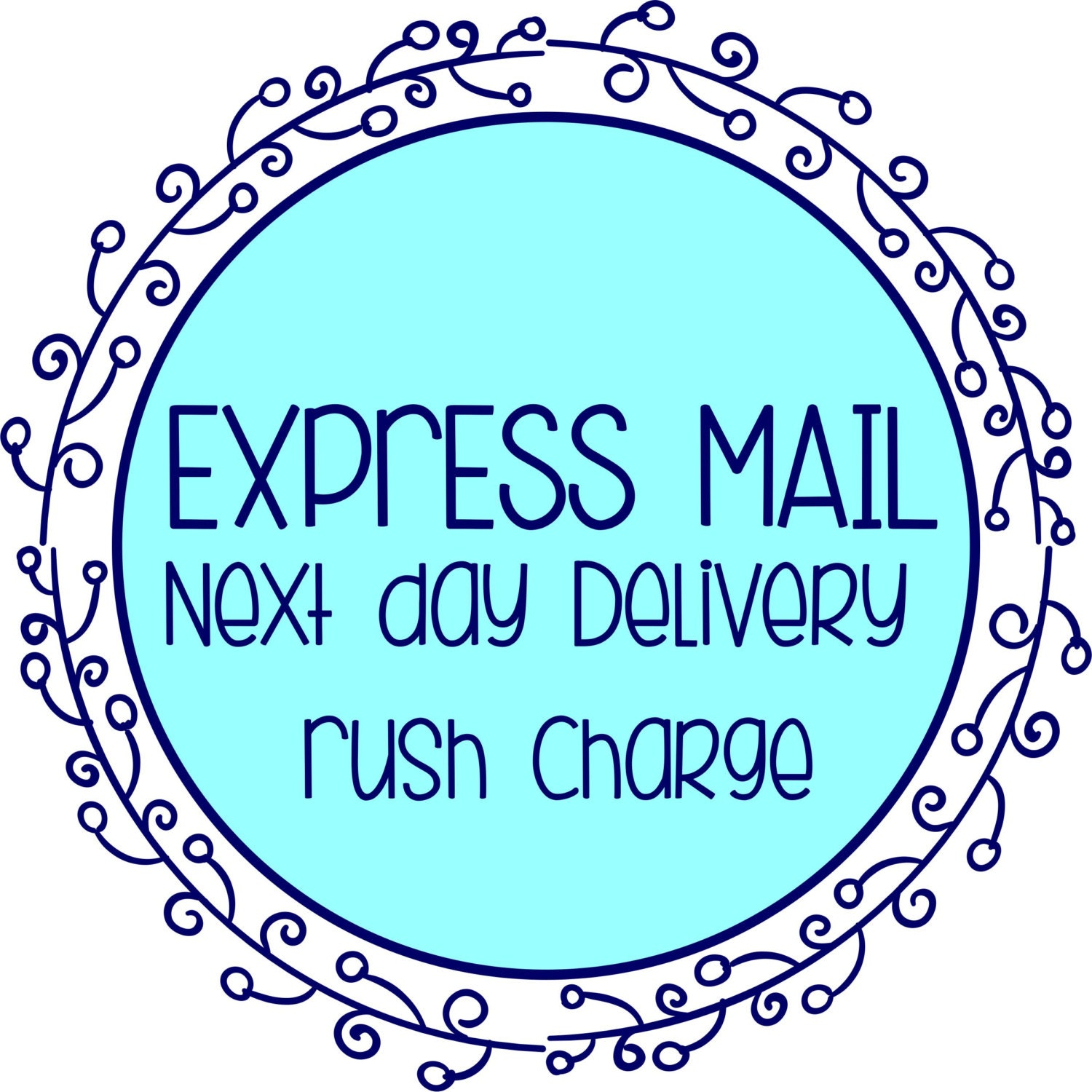 Next day mail