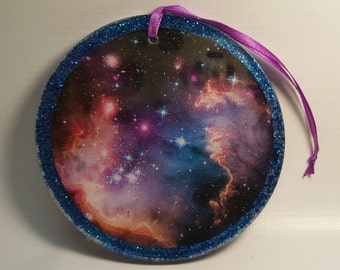 Galaxy Window Ornament