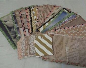 20 Handmade Envelopes