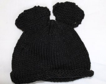 Mickey Mouse Newborn Baby Hat