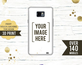Custom Samsung Galaxy S2 case | Samsung Galaxy S2 case | custom photo case | personalized Galaxy S2 case | Galaxy S2 case | S2 back cover