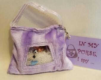 Purse I Spy Bag