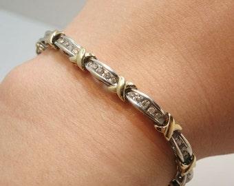 diamond one carat tennis bracelet