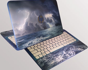 """Choose Any 1 Vinyl Decal/Skin Design for HP Stream 11.6"""" Laptop Lid + Palm Rest - Free US Shipping!"""
