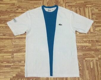 Vintage LACOSTE t shirt large size