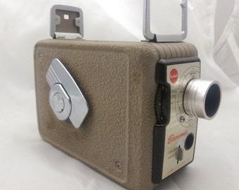 Kodak Brownie 8mm Film Camera  1956 - 1957