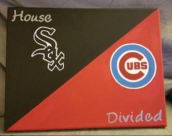 MLB House Divided