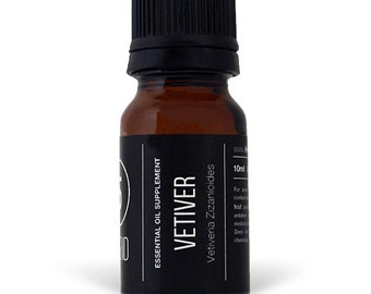 Vetiver Essential Oil, Pure Essential Oil, Aromatherapy, Vetiver Oil, Vetiver