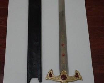 Gold Marto Templar Sword(X3S-116)