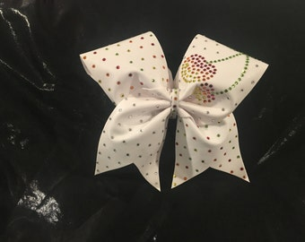 Cherry Cheer Bow