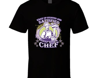 Chef t-shirt. Chef tshirt. Chef tee for him or her. Chef gift idea as a Chef gift. A great Chef t shirt