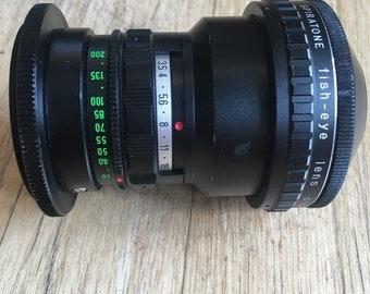 Spiratone Fisheye Lens .15X