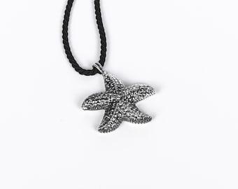 Papier Mâché Starfish Pendant jewel