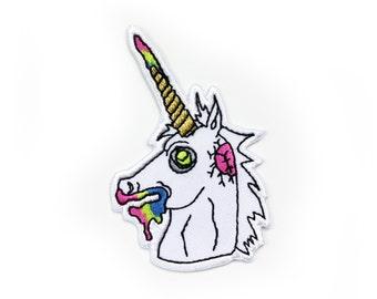 Patch // Zombie Unicorn