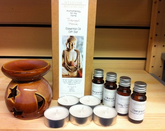 Aromatherapy gift box (Tranquil Home)