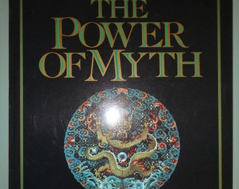 Joseph Campbell THE POWER of MYTH with Bill Moyers 1988 vintage Paperback