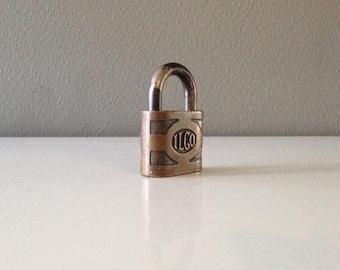 ILCO Industrial Lock