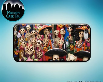 La Calavera Catrina Dolls Skeletons Cool Awesome Mexican Case iPhone 6s Plus iPhone 6 Plus iPhone 6s iPhone 6 iPhone 5s iPhone 5 iPhone 5c