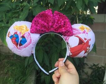Princess Aurora Ears