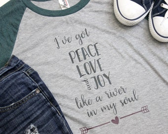 Nostalgia Tee - Raglan Baseball Tee for Women - Baseball T Shirt - Christian T Shirt for Women - Jesus Shirt - Baseball Tee - Statement Tee