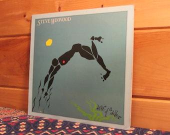 Steve Winwood - Arc Of A Diver - 33 1/3 Vinyl Record