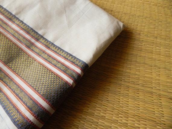 1 yarda de tela de algod n del sur tela tejida a mano tela for Telas del sur