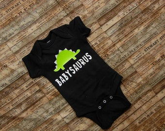 The Saurus Family --- Babysaurus.... look for the matching family shirts