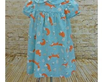 Little Foxy Lady Dress