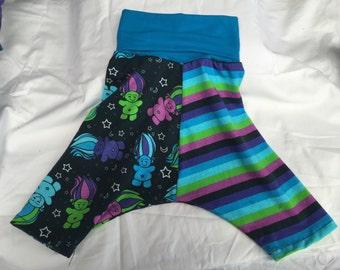 Trolls & Stripes Pirate Pants